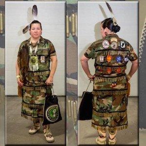 Native American Sister